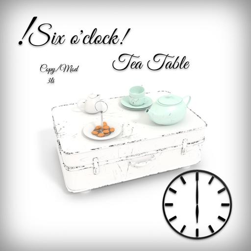 12032018 !Six o'clock!Tea Table 50% off HT.jpg