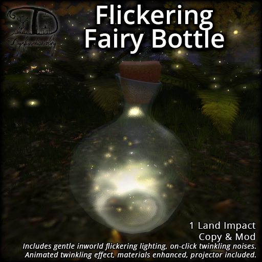 Dysfunctionality - Flickering Fairy Bottle - 25Tuesday.png