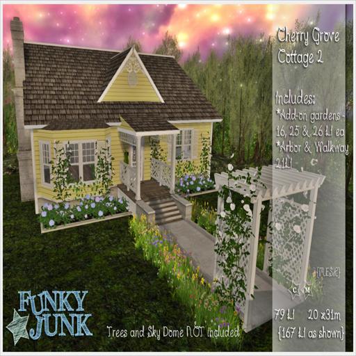 FUNKY JUNK - CHERRY GROVE & DECOR — LTD
