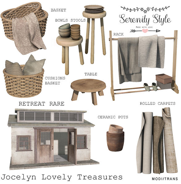 Serenity Style - Jocelyn Lovely Treasures gacha KEY - Shiny Shabby.jpg