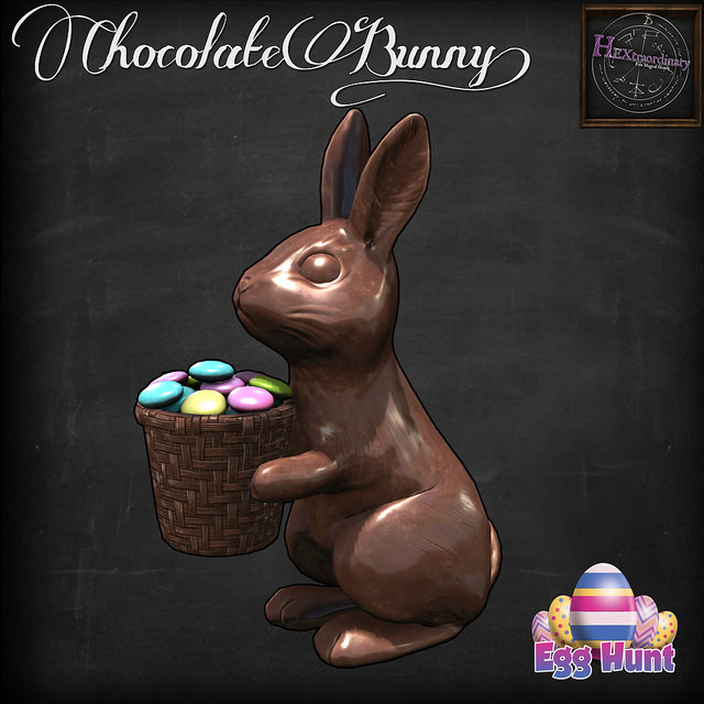 HEXtraordinary - Chocolate Bunny prize - LOR Easter Egg Hunt.jpg