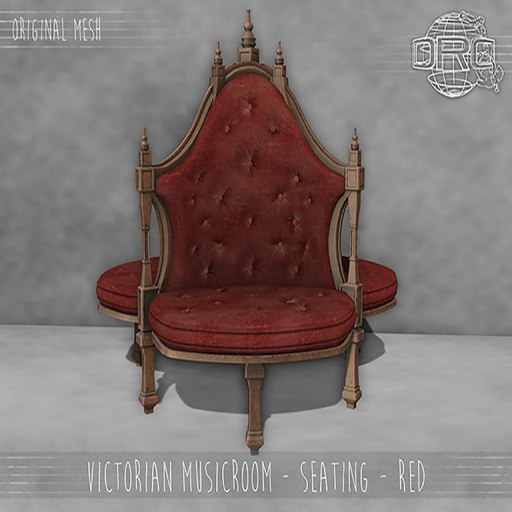 DRD Victorian Music Room Seating RED.png