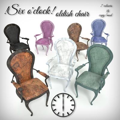 !Six o'clock! Oldish Chair 45L$(50%OFF).png