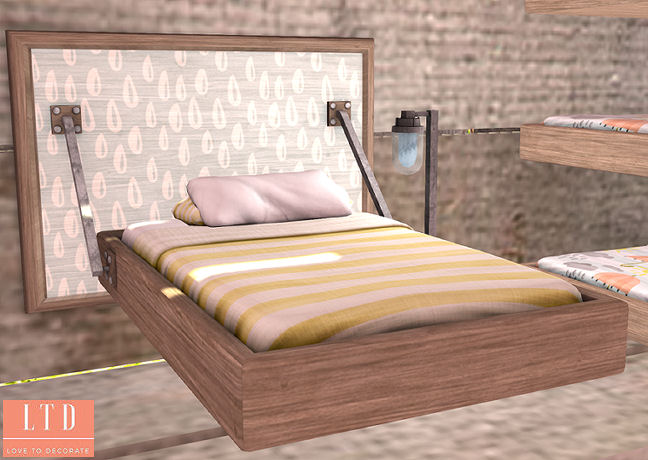 BoWillow - DIY Wall Bed & Triple Bunk Bed 2 - SaNaRae.jpg
