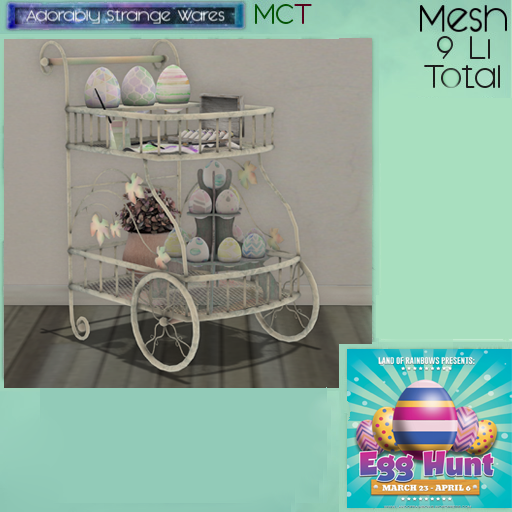 ASW - Easter Egg Tea Trolley - LOR Easter Egg Hunt.png