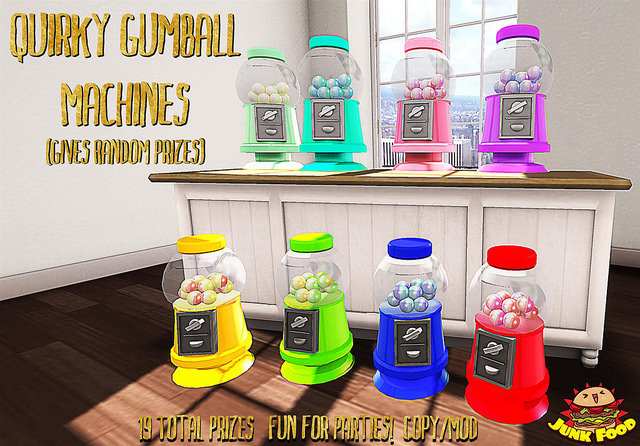 Junk Food - Quirky gumball machines - Blush.jpg