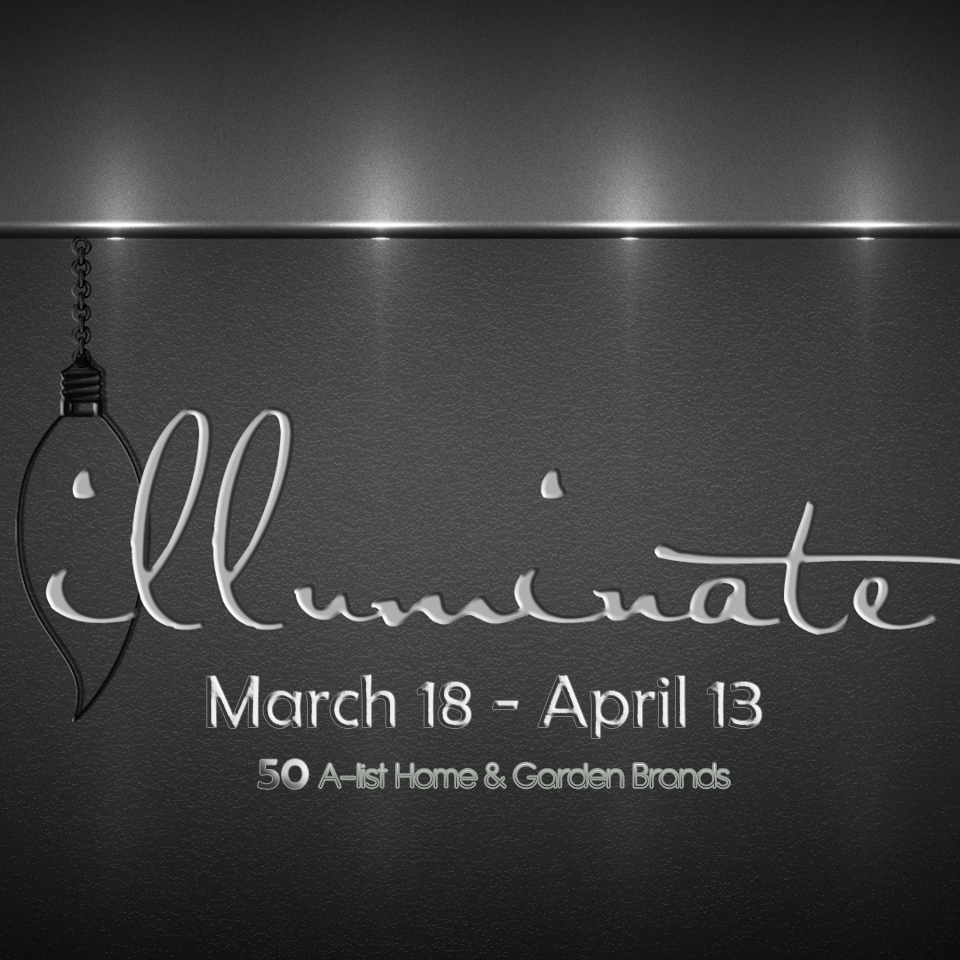 ILLUMINATE MARCH ROUND - Check out the line-up here! Click on each designer to see their Illuminate March Release!