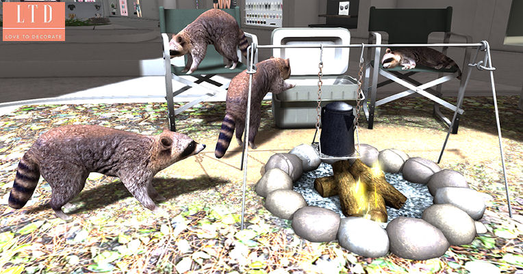 TLC Home - Racoon campground display - Cosmopolitan Event.jpg