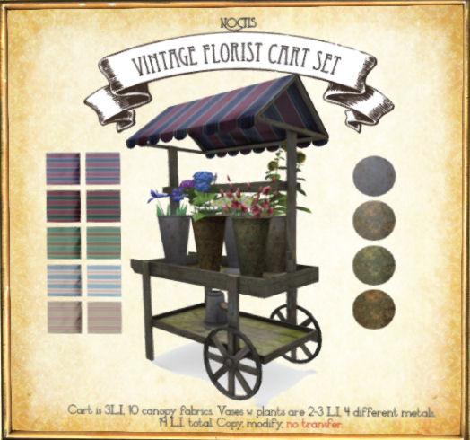 Noctis - Vintage florist cart - We love RP.jpg