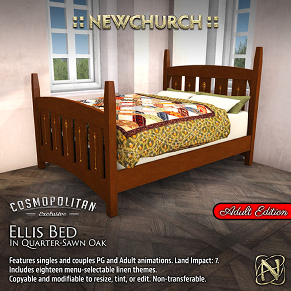 Newchurch - Ellis Bed adult - Hello Tuesday.jpg