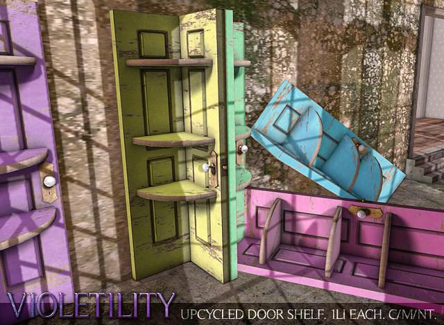 violetility - upcycled door shelf - tss.jpg
