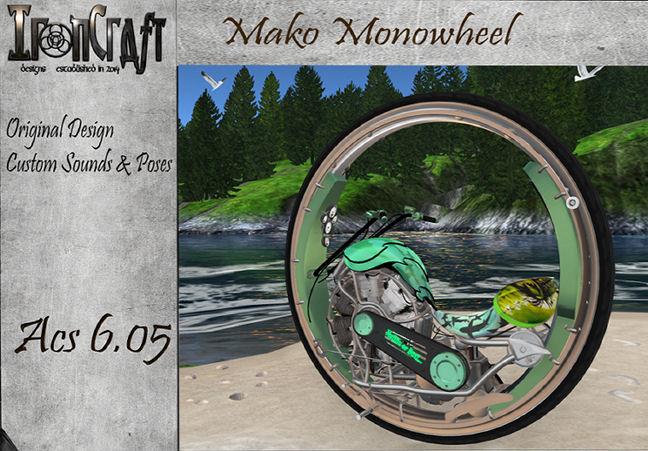 Ironcraft - Mako Monowheel - SWANK.jpg
