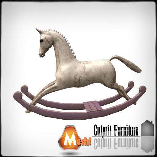 Culprit- Beloved Rocking Horse - Fly Buy Friday.jpg