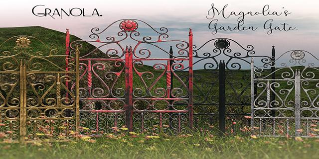 Granola. Magnolia's Garden Gate..jpg