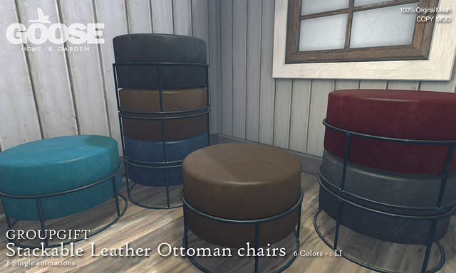 Goose - Stackable Ottoman Chairs - Group Gift.jpg