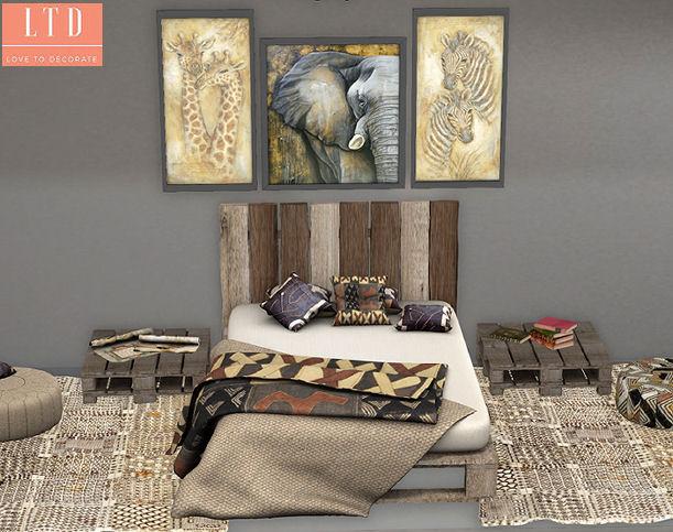Bee Designs - African Bedroom gacha Display - ULTRA.jpg