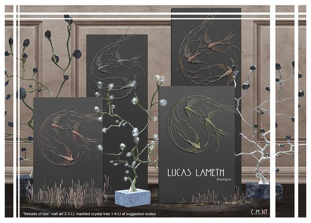 Lucas Lameth - wallart & crystal tree - Illuminate.jpg
