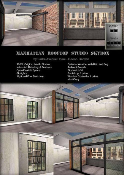 Parke Avenue Home - Manhattan Rooftop Studio Skybox - Illuminate.jpg