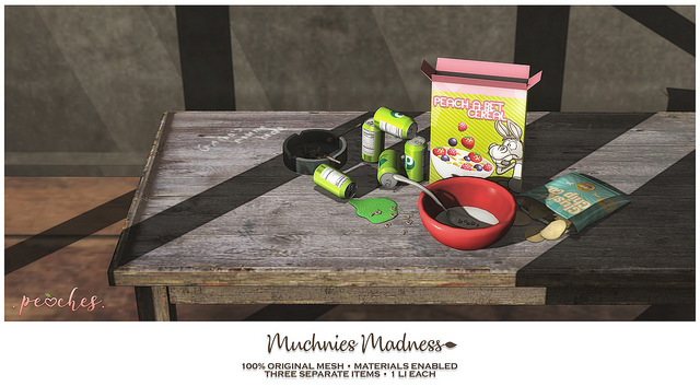 .peaches. - Munchies Madness - The Saturday Sale.jpg