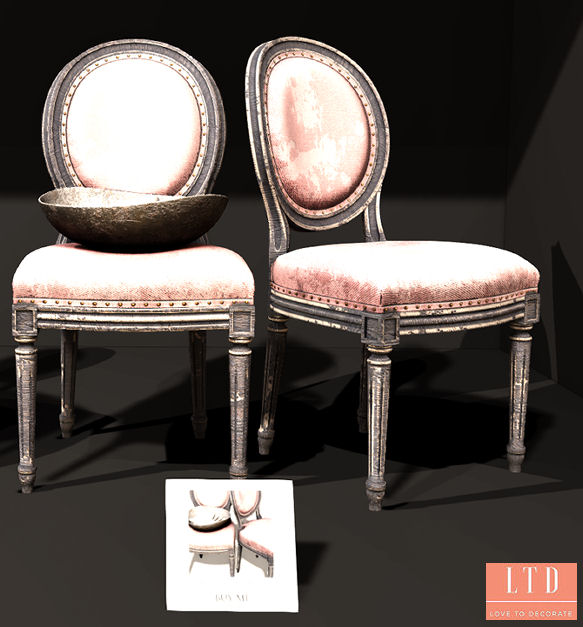 Nutmeg - Kate's Spring Collection Display Chairs - Shiny Shabby.jpg