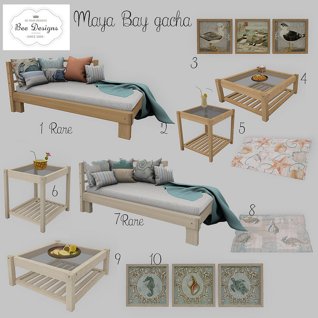 Bee Designs - Maya Bay gacha - Lost & Found.jpg
