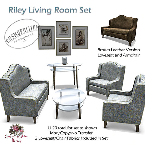 Spargel & Shine -  Riley Living Room Set- Cosmo.jpg