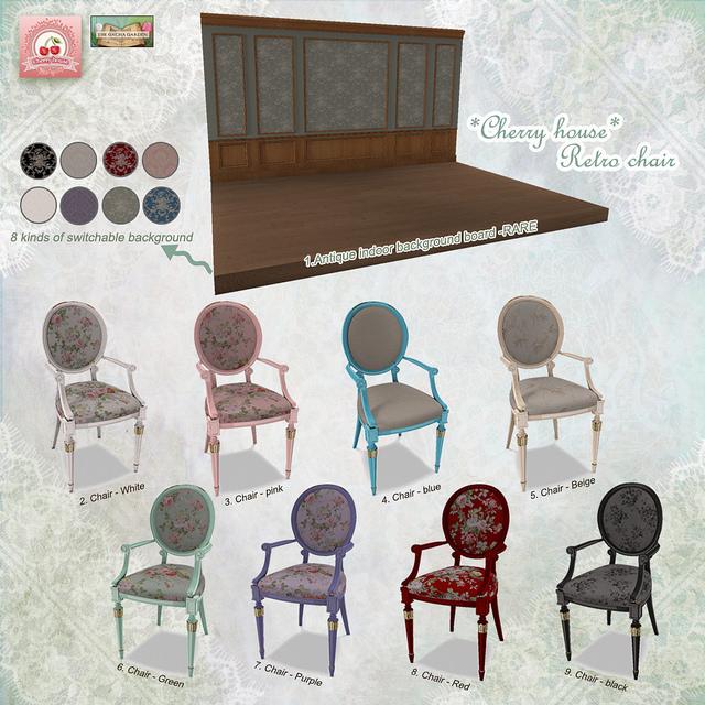 Cherry House - Retro Chair gacha - Gacha Garden.jpg