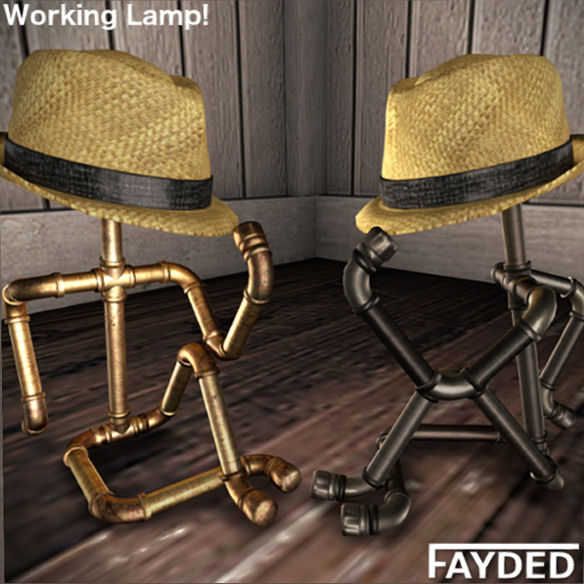 Fayded - gangster man lamp - Illuminate Shelf .jpg