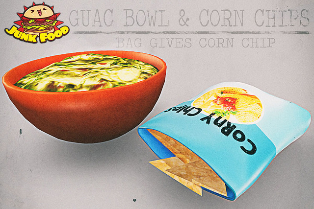 Junk Food - Guac Bowl & Corn Chips - Saturday Sale.jpg
