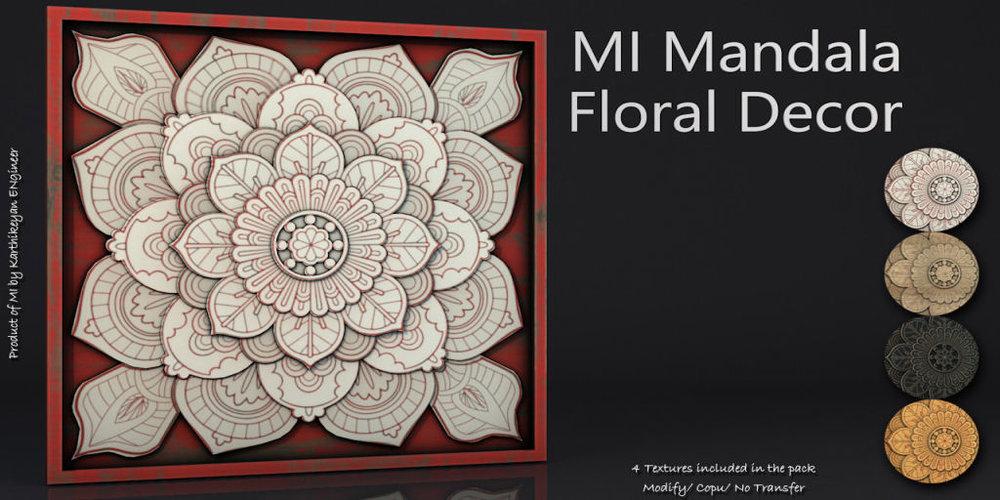 Mesh India -  Mandala Floral Decor - Cosmopolitan.jpg
