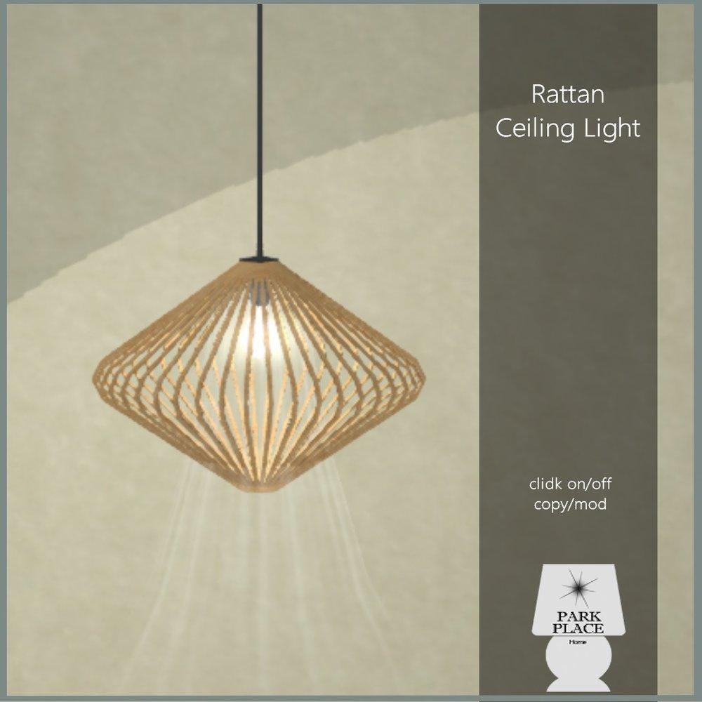 [Park Place] Rattan Ceiling Light 1.jpg