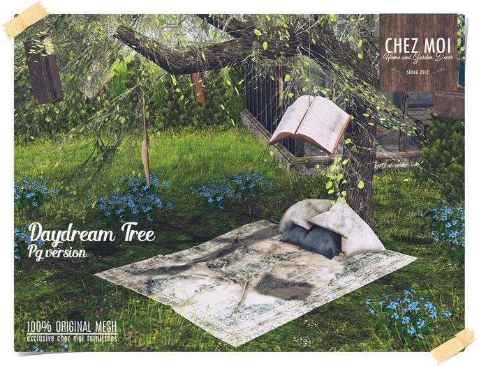 Chez Moi - Daydream Tree - Hello Tuesday.jpg