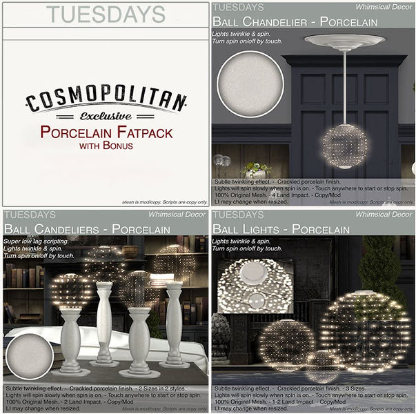 Tuesdays - Porcelain and Pewter Lights 1 - Cosmopolitan.jpg