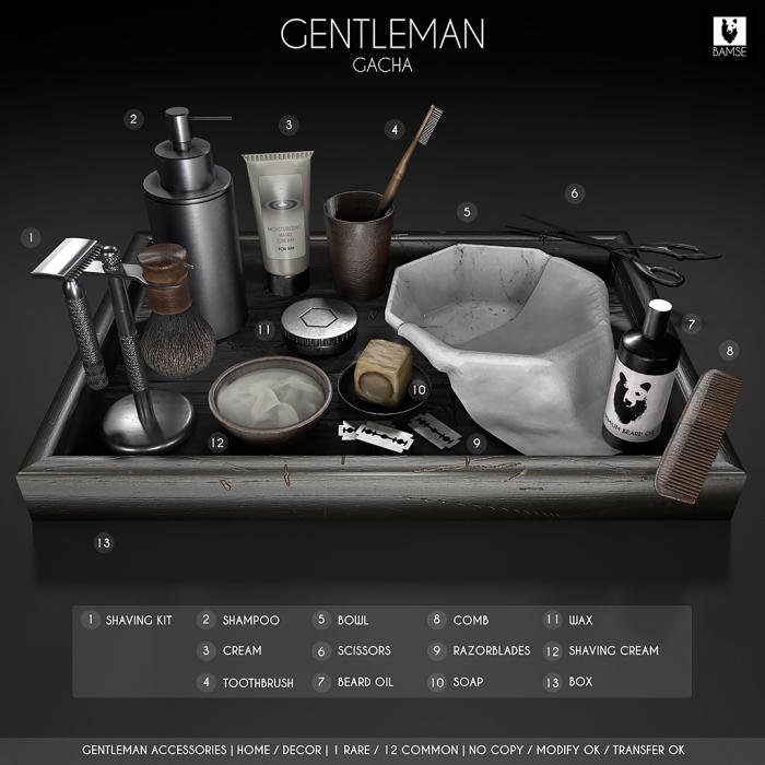 Bamse - Gentleman gacha - The Mens Dept - May.jpg