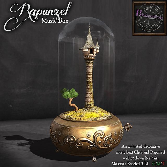 Hextraordinary - Rapunzel Music Box - FLF.jpg