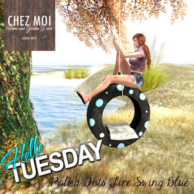 14052018 CHEZ MOI Polka Dots Tire Swing - 50L$.jpg