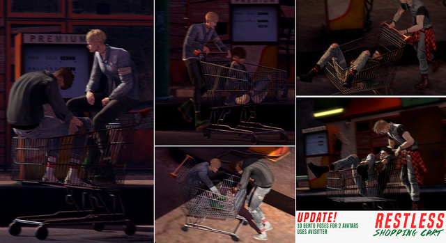 Anxiety - Restless Shopping Cart update - mainstore release.jpg