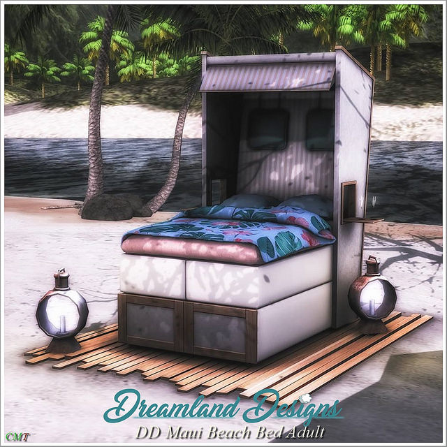 Dreamland Designs - Maui Beach Bed - ULTRA.jpg