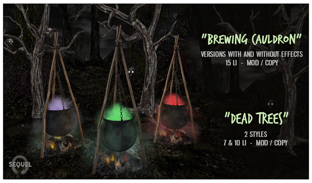 Sequel - Brewing Cauldrons & Dead Trees Ad.png