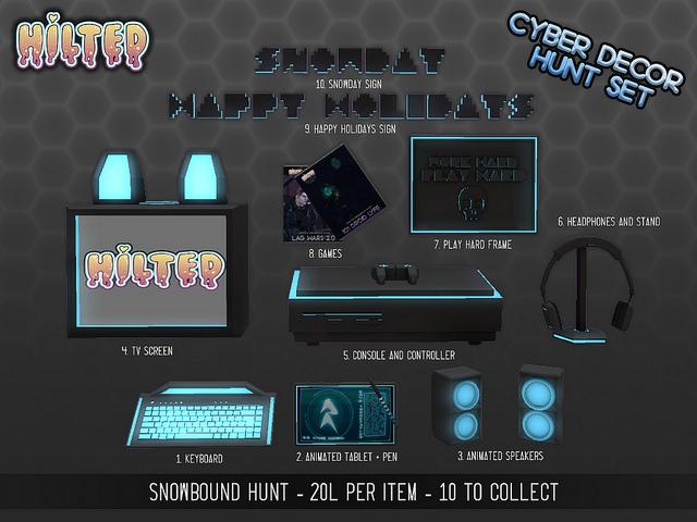 Hilted - Cyber Decor Set - Snowbound Hunt.jpg