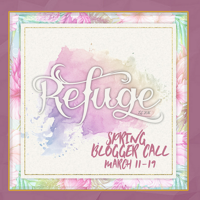 REFUGE - SPRING BLOGGER CALL - REFUGE have opened up blogger applications for Spring 2019. Applications are being accepted through March 19th. If you are a Home & Garden blogger and love the brand, click the button below to read instructions and apply!