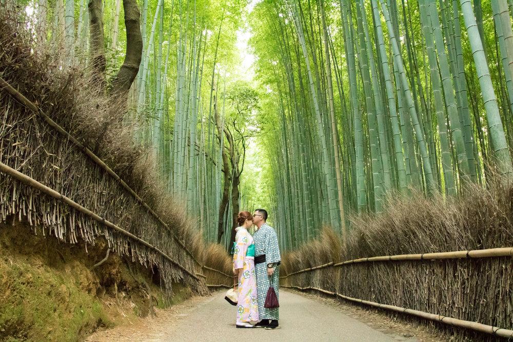 japanese kimono photoshoot tour