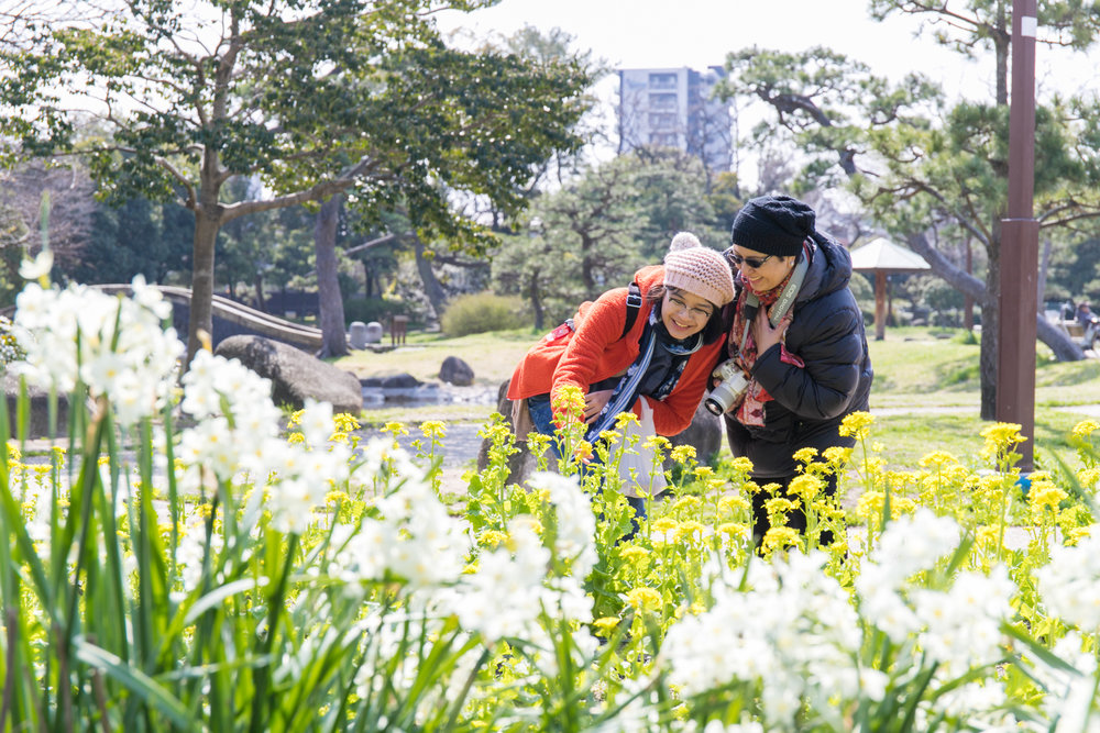 Photography tour in local area Osaka