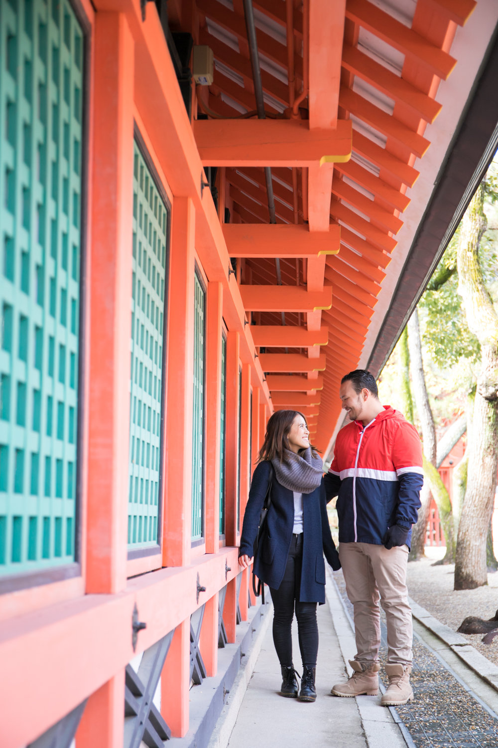 Photography tour in local area Osaka with photographer