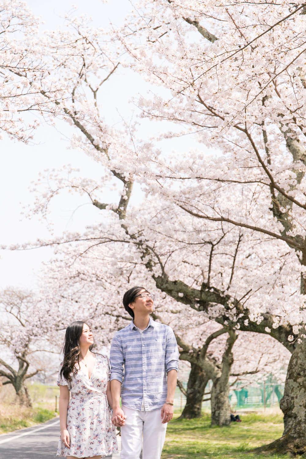 couple photo walk tour in kyoto japan with photoguider-japan