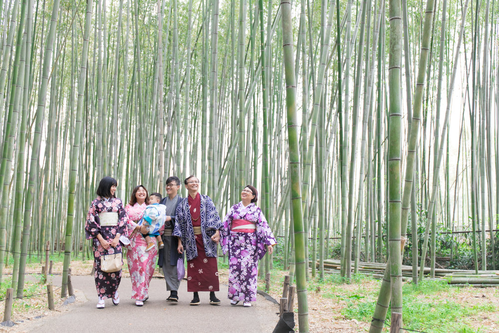 Photoshoot tour in Kyoto, Osaka and Tokyo