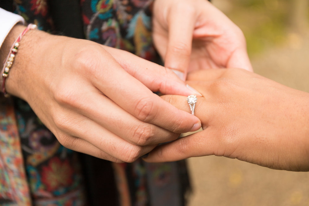 Surprise propose photoshoot in Nara Japan