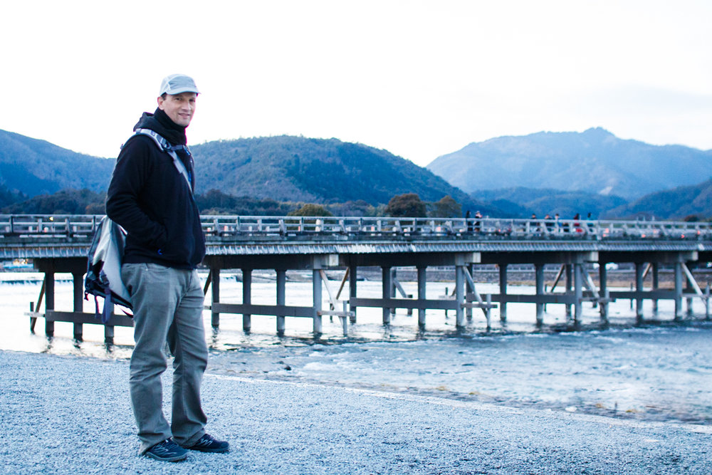 Photoshooting tour in Kyoto Arashiyama Japan