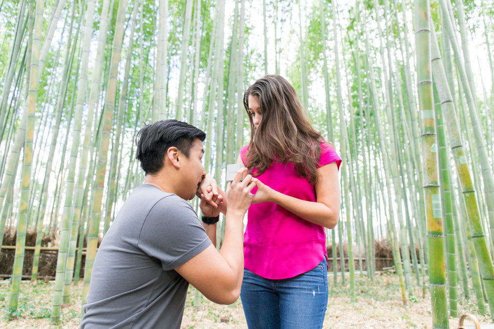 Surprise proposal Phtooshooting in Kyoto, Osaka and Tokyo