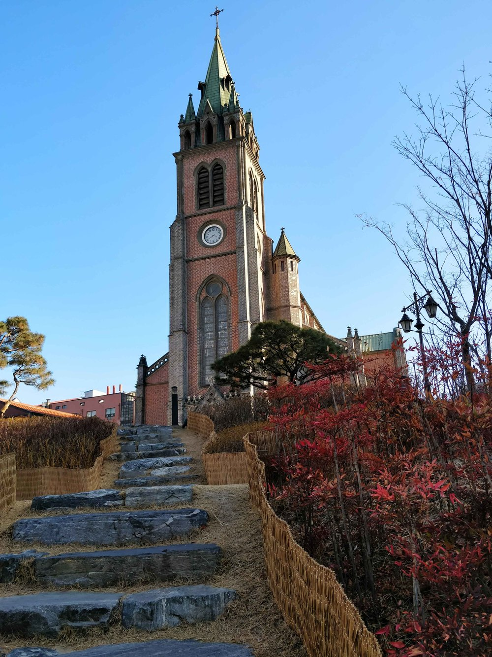 Myeongdong Cathedral, Seoul